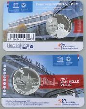 "5 Euro Niederlande 2015 ""Van-Nelle-Fabrik"" in Coincard unz"