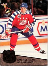 1992-93 Ultra All-Stars #8 Al MacInnis