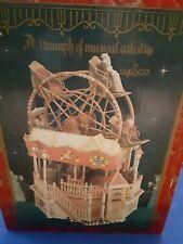 Enesco Majestic Ferris Wheel Music Motion Triumph of Musical Artistry