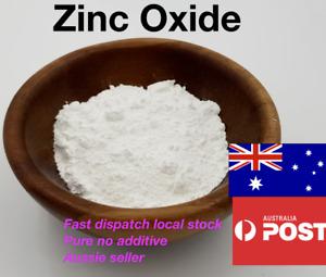 ZINC OXIDE Powder Pure Cosmetic Grade Premium Quality ZnO No Additive !!!!
