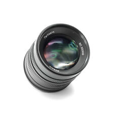 AW 7artisans 55mm f/1.4 Manual Focus Lens For Fujifilm FX Mount A503B