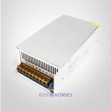 AC 110V-240V To DC 36V 15A CNC Stepper Driver Power Supply PSU For CNC Router