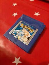 Pokémon: Blue - (Game Boy)