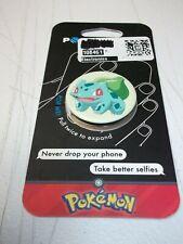 PopSockets Single Phone Grip PopSocket Universal Holder BULBASAUR Pokemon