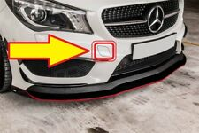 NEW GENUINE MERCEDES MB CLA W117 AMG FRONT BUMPER TOW HOOK EYE COVER PRIMED