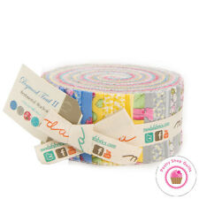 Moda DOGWOOD TRAIL II Sentimental Studios JELLY ROLL 40 strips Quilting