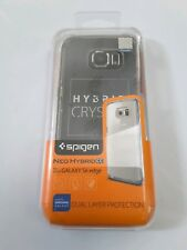 Spigen Neo Hybrid Crystal Case for Samsung Galaxy S6 Edge Gunmetal