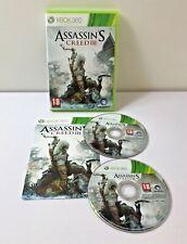 Assassin's Creed 3 Xbox 360 PAL