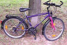 "Jugend Trekking Fahrrad Fischer Basic Grand Canyon 24"" RH 38 cm 12 Gänge Bike"