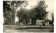 Martinsburg NY- SMALL FARM HOUSE -H.M Beach RPPC Postcard nr Lowville