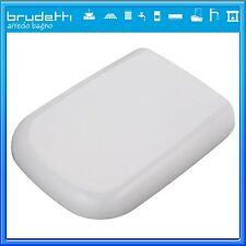 🔵Sedile WC Compatibile⭐IDEAL STANDARD CONCA Copriwater Plastica Cern. Cromate