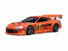 #7617 HPI NISSAN SILVIA GT BODY (WB140mm) For Micro RS4/NEW in BAG
