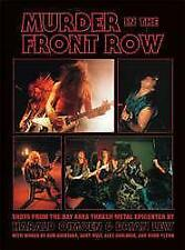 """New Music Brian Lew / Harald Olmoen """"Murder In The Front Row"""" Book"""