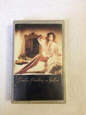 SANDRA PAINTINGS IN YELLOW K 7 Audio Virgin Product Michael Cretu 1990