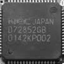 NEC D72852GB QFP-64 MOS INTEGRATED CIRCUIT
