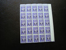 FRANCE - timbre de la liberation (lyon) yt n° 5 x25 n** (Z6) stamp french
