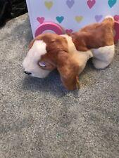 NEW ty beanie buddies Tracker Dog Puppy Soft Toy BNWT Christmas Birthday Animals