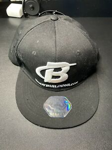*Brand New* Official Bodybuilding.com Snapback Hat / by Wicked Wear Workout