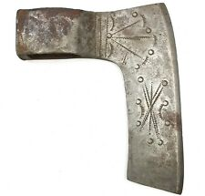 Ancient Rare Viking Kievan Rus Medieval European Iron Battle Axe 12-14th AD