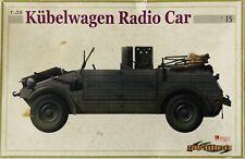Cyber Hobby Dragon 1/35 Kubelwagen Radio Car #15 6337