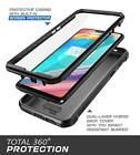 OnePlus 6 Case,SUPCASE Rugged Shockproof Case Cover w/Screen Protector Belt Clip
