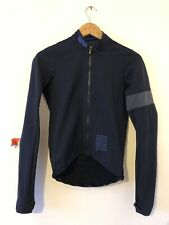Rapha PRO TEAM Winter Training Jacket Dark Navy Windstopper Fleece lined Shadow