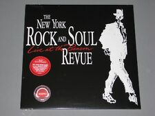 NEW YORK ROCK AND SOUL REVUE Live at the Beacon 2LP  SYEOR 2018 New Sealed Vinyl