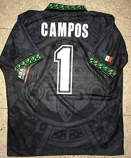 MEXICO 1998 SPECIAL EDITION CAMPOS WC 98 , AUTHENTIC SHIRT ABA SPORT XL