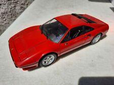 Kyosho Ferrari 308 GTB rossa red 1/18