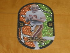 2012 Fleer Retro Doug Flutie Jambalaya SSP BOSTON COLLEGE