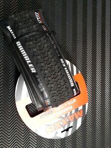 Maxxis Rambler 27.5 x 1.5 EXO Tubeless Ready 120 TPI black gravel tyre