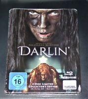 Darlin 4K Ultra HD Limitée en Relief steelbook 4K blu ray + Neuf