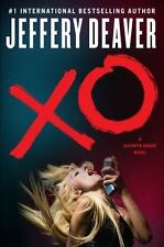 XO by Jeffery Deaver (2012, Hardcover,Dust Jacket) 1st Edition -Brand New Book