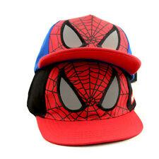 Cool Spiderman Hip Pop Children Kids Baby School Sun Snapback Baseball Cap Hat