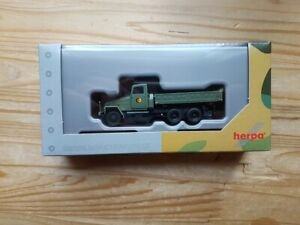 "Herpa 746571 - 1/87 Ifa G5 Three-Way "" Nva "" - New"
