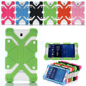 """Universal Kids Safe Shockproof Silicone Cover Case For 7"""" 8"""" 10"""" 10.1"""" Tablet PC"""
