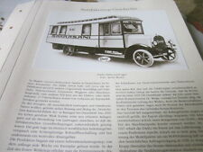 Nutzfahrzeug Archiv 1 Geschichte 1160 DAAG Zirkuslastwagen