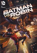 BATMAN VS. ROBIN (DVD)