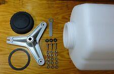 Lonestar Tumbler, Reloading Brass Polishing tumbling drum kit, barrel kit