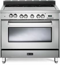 "Verona 36"" Electric Range - Stainless Steel (VEFSEE365SS)"