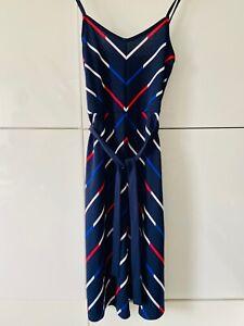 Tommy Hilfiger Striped sundress AMAZING Dress XSMALL (suit 8-12)