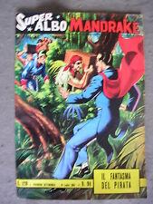 SUPER ALBO MANDRAKE #  94 - 19 LUGLIO 1964 - EDIZIONE SPADA - THE MAGICIAN
