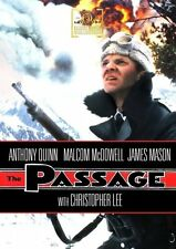 The Passage DVD - Anthony Quinn, James Mason, Malcolm McDowell, Patricia Neal