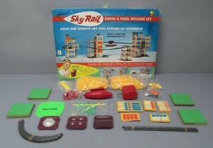 Kenner Set No.17 1/87 Scale Sky Rail Girder & Panel Building Set/Box