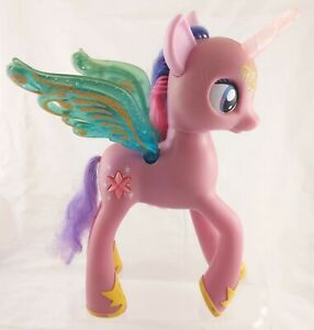 """My Little Pony Princess Twilight Sparkle Large 14"""" *NOT WORKING / PARTS/REPAIR*"""