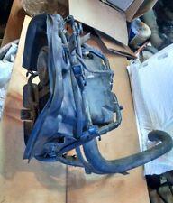 Honda Interceptor VF1000 Sub-radiator cooling fan shroud hoses mount bracket
