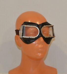 Sunglasses Motorcycle Safety Goggles Rocker Rider Motor sport Bike Retro USSR #2