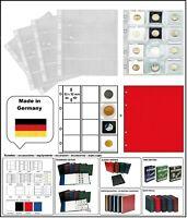 10 LOOK 310444 MÜNZHÜLLEN NUMOH K50 NHK50 12 Fächer + ZWL-R Für Münzrähmchen