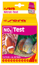 Sera NO3 Test - Nitrat-Test 3x 15ml - ca. 60 Tests Wassertest Aquarium