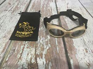 Doggles Tan Frame/Smoked Lens